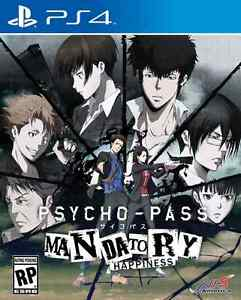 New Psycho Pass Mandatory Happiness