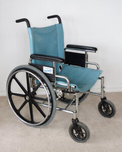 Used WHEELCHAIR.