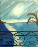 Art sale for Epilepsy Association, only $30 or more donation