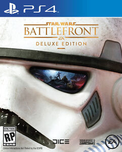 Star Wars Battlefront - Deluxe Edition (PlayStation 4)
