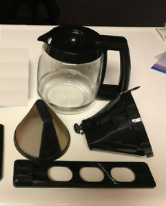Cuisinart Coffee Maker replacement  parts 12 cup Carafe, filters
