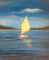 Sail Away Fundraiser - by Brush Strokes Timmins