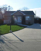 2 Bed/3 Bath Bungalow for Rent in Stoney Creek