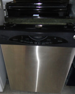SS GE Dishwasher  in Very Good Condition