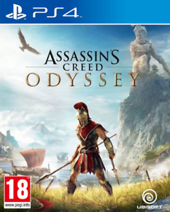 **ASSASSINS CREED ODYSSEY PS4** VENTE OU ÉCHANGE CONTRE RDR2
