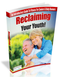 "FREE eBook for ""Reclaiming Your Youth!"""