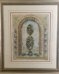 New Framed Print 27 x 32 inches