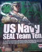 1:16 1/16 Action Figure Navy Seal MINT IN BOX