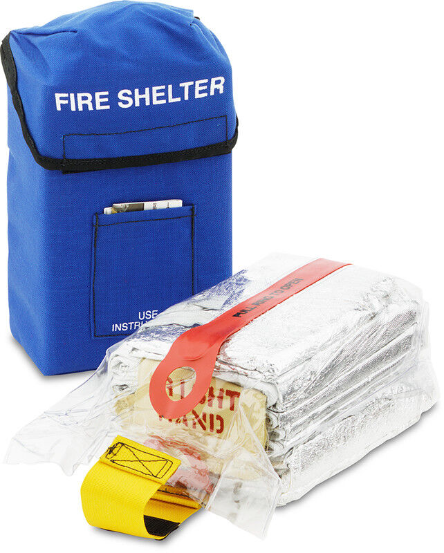 New Generation Forest Fire Protection Shelter Regular