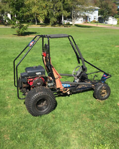 For sale or trade Dingo off road go cart