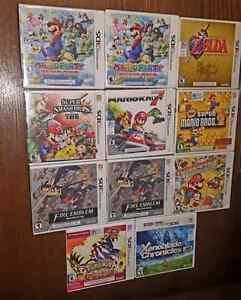 NINTENDO 3DS GAMES / JEUX