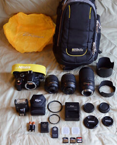 $ CASH $ Wanted Buying Nikon and Canon DSLR cameras and lens $$$
