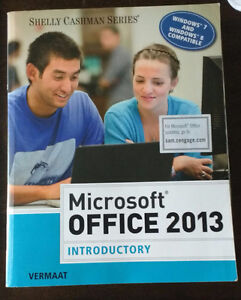 Microsoft Office 2013 Introductory $80 OBO