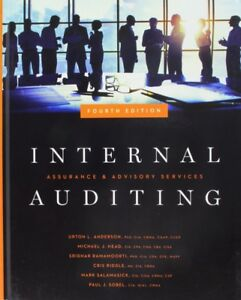 Internal Auditing. 4th Edition (Newest Edition).