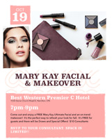 FREE Mary Kay Facial and a Makeover