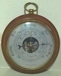 Vintage Weathermaster Barometer