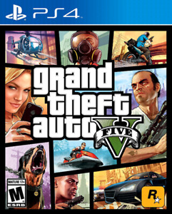 LOOKING TO BUY A COPY OF GTA V FOR PS4