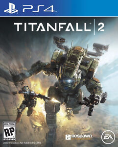 Titanfall 2 for the PS4, $50 OBO