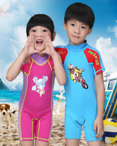Neoprene wetsuit for kids swimming wet suit