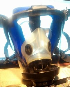 TwentyTwenty Plus silicone Full Face Respirator
