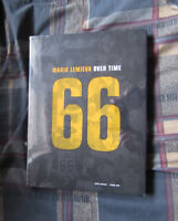 New Sealed MARIO LEMIEUX OVER TIME 66 Hardcover Book
