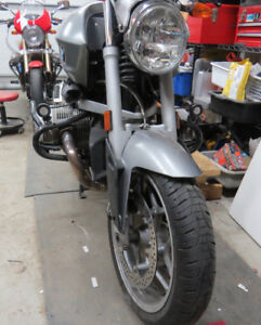 BMW 1200 R for sale + many extras