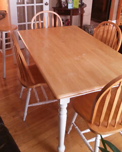 Country style kitchen  dining set