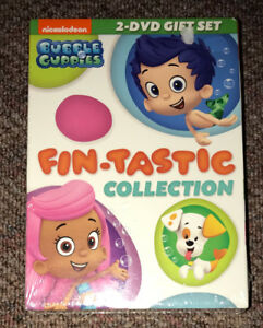 Fin-Tastic Collection DVD Brand New & Sealed