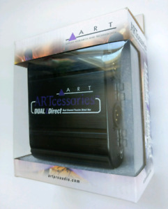 ART Dual Z Direct Passive Direct Box