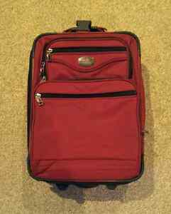 Red Air Canada Luggage (22x18x8)