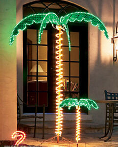 Add a tropical touch any time of the year with the Outdoor Light