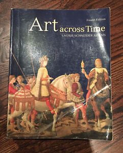 HISTORY BOOK - ART ACROSS TIMES  - 4th Edition
