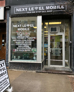 NEXT LEVEL MOBILE is NOW OPEN & is offering 10% OFF STOREWIDE!!!
