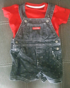 Summer Baby Boy 3-6 Month Clothing Lot