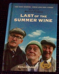 English Comedy Last of The Summer Wine Book