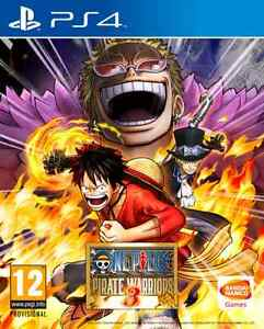 Wanted : One Piece Pirate Warriors 3