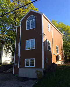 Large Three-bedroom two story house