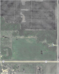 44+ acres of land, highway access, 35 min. from perimeter
