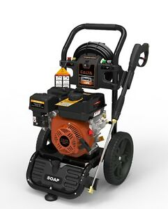 CALTA 2700PSI Gas Pressure Washer With 2-year Full Warranty