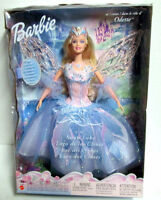 2003 BARBIE ODETTE FROM SWAN LAKE LIGHT UP WINGS