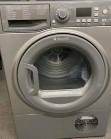 🔴 Hotpoint Futura 8kg condenser tumble dryer