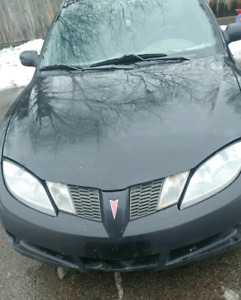 2003 pontaic Sunfire parts or demo car on hold pending