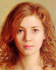 Beautiful Oil Portraits (hand-painted from your photographs)