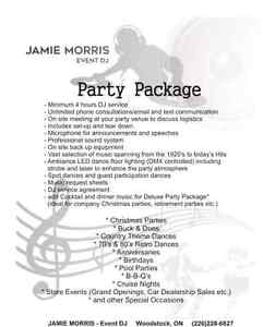 Event DJ for Weddings and Special Occasions Kitchener / Waterloo Kitchener Area image 3