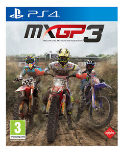 MXGP 3: The Official Motocross Videogame (New, Sealed) - $60