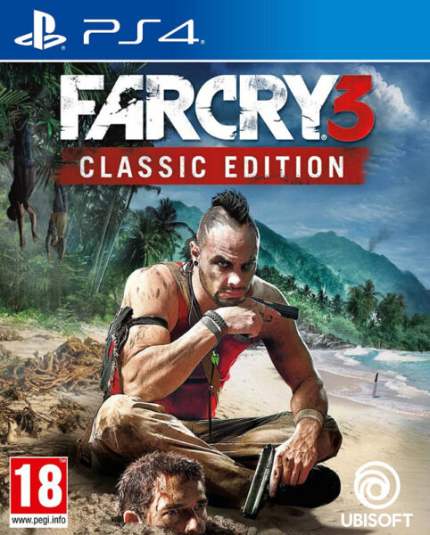 PS4 & Xbox One: Far Cry 3 - Classic Edition available now!