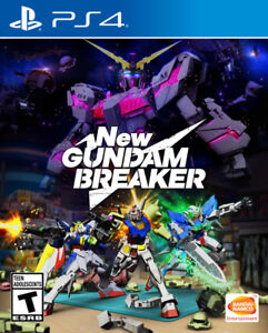 Looking to trade for New Gundam Breaker - PS4
