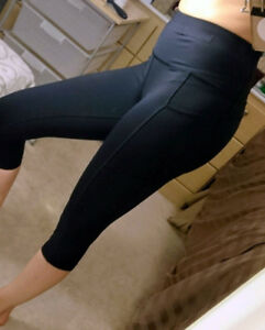 Lululemon Mind Over Miles Crop Legging Size 6 (New Without Tags)