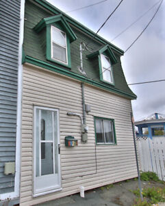 2 bedroom house downtown. $1250 heat and light included
