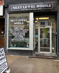 NEXT LEVEL MOBILE New & Used Phones & Tablets